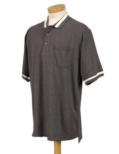 tri-mountain-179-mens-teammate-stylish-golf-shirt-charcoal-ivory-3xlt