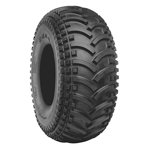 Duro HF243 Tire - Front/Rear - 22x11x8 , Position: Front/Rear, Tire Size: 22x11x8, Rim Size: 8, Tire Ply: 2, Tire Type: ATV/UTV, Tire Application: Mud/Snow