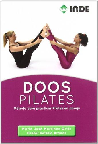 Descargar Libro Doos Pilates: Método Para Practicar Pilates En Pareja María José Martínez Ortiz