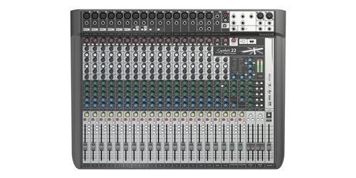 Soundcraft Signature 22 - 22 Channel Mixer by Soundcraft