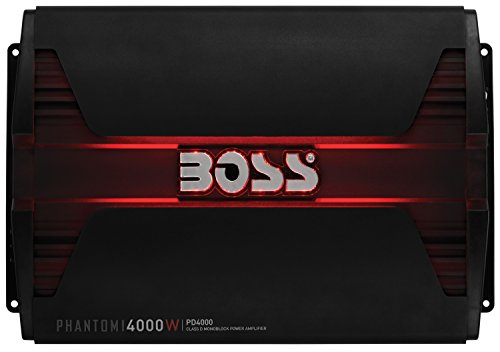 BOSS AUDIO PD4000 Phantom 4000-Watt, 1,...