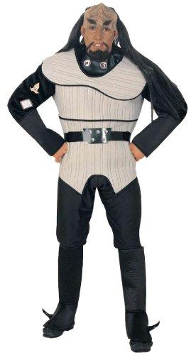Star Trek The Next Generation Deluxe Male Klingon Costume -