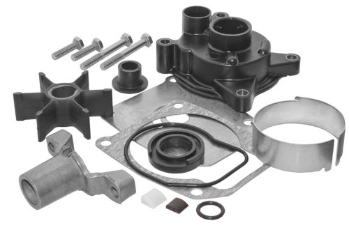 SEI MARINE PRODUCTS-Compatible with Evinrude Johnson Water Pump Kit 0439077 40 48 50 55 60 HP 2Cylinder 2 Stroke