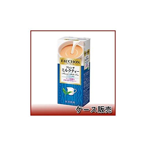 X24 Este Asahi Fauchon t? con leche francesa paquete de papel de 250 ml: Amazon.es: Alimentación y bebidas