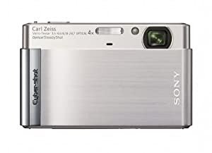 Sony Cyber-shot DSC-T90 12.1 MP Digital Camera with 4x Optical Zoom and Super Steady Shot Image Stabilization