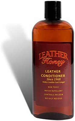 Honey Conditioner - The Best Leather Conditioners