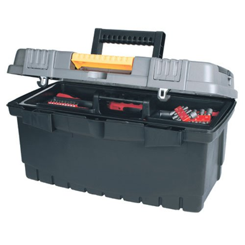 KETER NORTH AMERICA 137888 19-Inch Quick Latch Toolbox