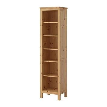 Ikea Hemnes Bücherregal In Hellbraun Aus Massivholz 49x197cm