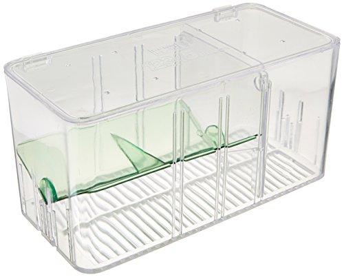 Fish Breeding Trap - Penn Plax 5-Way Divider Isolation Breeding Baby Fish Tank-Breeder, Nursery & Display Tank
