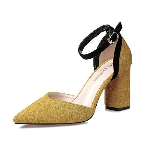 Sandales Renly Compensées Jaune 1038 Jaune Femme 36 5 55 1 qrwPrWgtB
