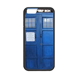 iPhone 6 4.7 Inch Phone Case Doctor Who Tardis Police Call Box V8T91019