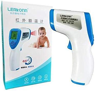 SWEEPID Thermom/ètre Infrarouge sans Contact pour Adultes et Enfants