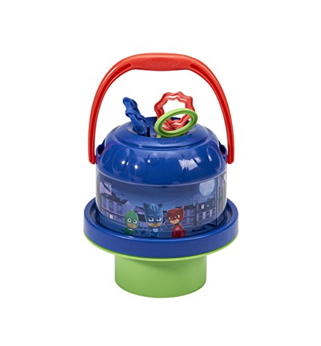 Bubble Bucket - Little Kids Pj Masks No Spill Bubblin Bucket