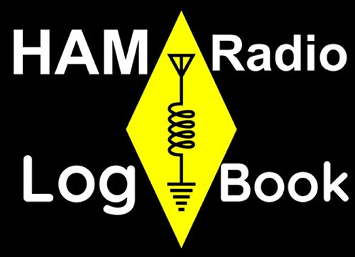 Ham Radio Log Book: Notebook for stations operator | 100 pages, 8.2 X 6 Inches | Gift for radios amateurs and beginners.