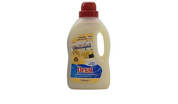 Dexal líquido higiene detergente para lavar a mano y lavadora 1500 ...