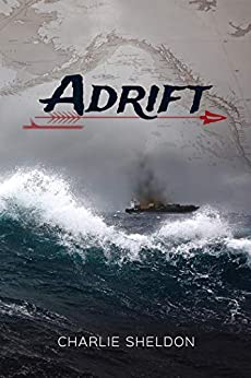 Adrift by [Sheldon, Charlie]
