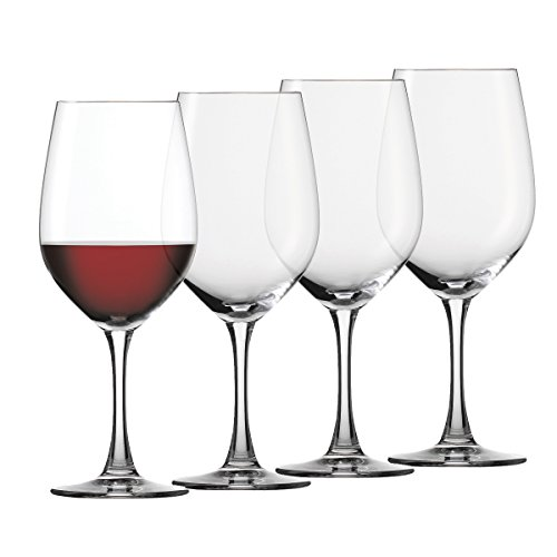 Spiegelau Winelovers Bordeaux Wine Glass, Set of 4 ()
