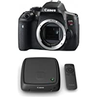 Canon EOS Rebel T6i DSLR Body with Canon Connect Station