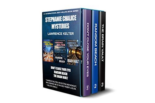 Stephanie Chalice Mysteries: Thriller Suspense Series: Boxed Set (The Stephanie Chalice Mystery Series Volume Book 1)
