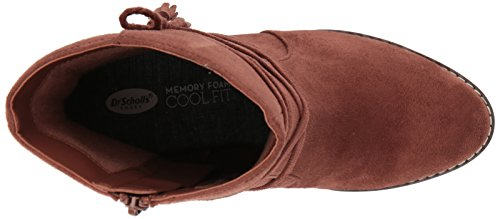 Copper Brown Dr Microfiber Scholl's Voice Womens twqTF7q