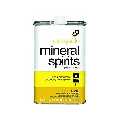 SUNNYSIDE CORPORATION 80332 1-Quart Mineral Spirits