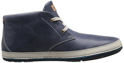 Rock Mens Harbor Point Chukka Boots Navy