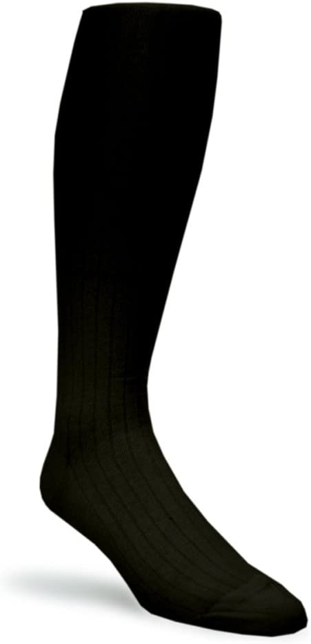 Solid Golf Socks: Over-The-Calf
