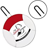 'Splatter Screen for Frying Pan - Protects Skin from Burns - Cast Iron Skillet Lid Keeps Kitchen Clean - Stainless Steel - Stops 97 Percent of Hot Oil Splash - Grease Splatter Guard for Cooking' from the web at 'https://images-na.ssl-images-amazon.com/images/I/41xqgJGzZ7L._AC_SR160,160_.jpg'
