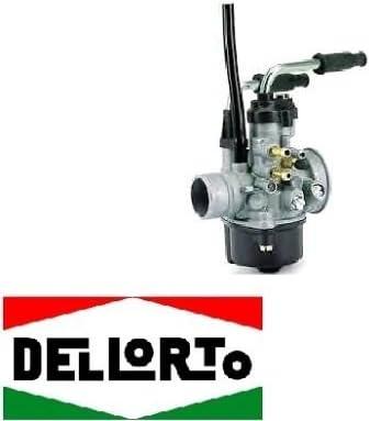 Dellorto 03067 PHBN 17,5 LS 2T Carburateur /à air manuel pour scooter 50 100