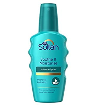 a5ad4adbab Soltan Soothe /& Moisturise Aftersun spray 200ml