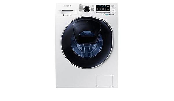 Samsung Lavasecadora AddWash Serie 5 8/6 kg WD80K54100W - Lavadora ...