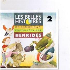 """Afficher """"Henri Dès raconte les belles histoires de Pomme d'Api"""""""