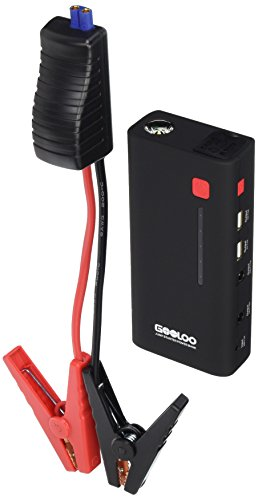 GOOLOO 600A Peak Car Jump Starter (Up to 6.5L G...