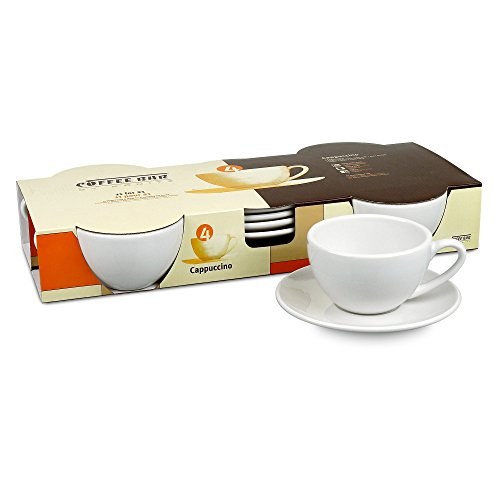 Konitz Coffee Cappuccino Saucers 6 Ounce product image