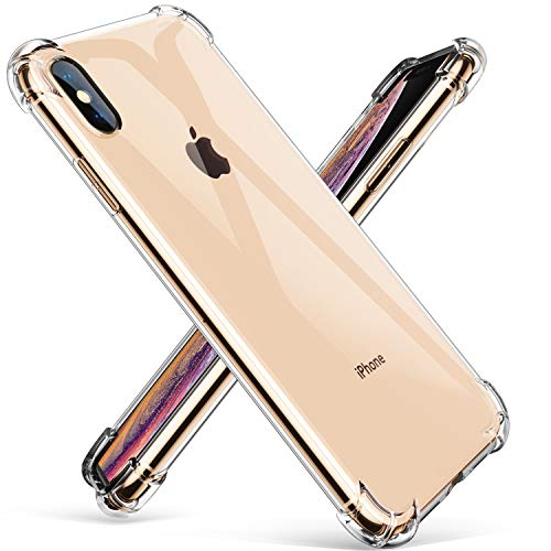 Top corner protector iphone x
