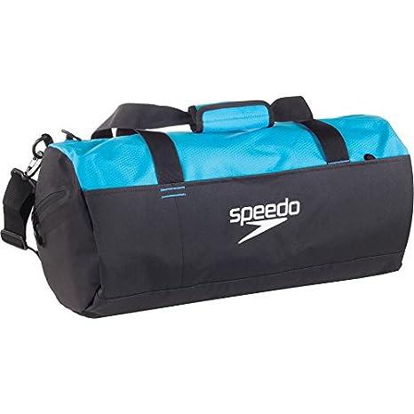 Speedo Duffel Bag - Black Hydro Green 410d9d5f026fc
