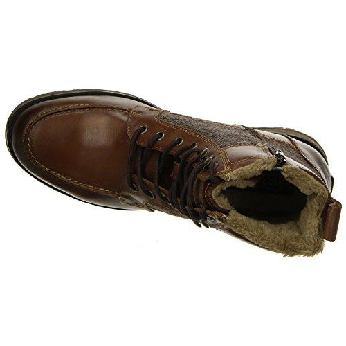 bugatti Herren Boots Braun