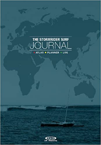 Image accompagnant le produit The Stormrider Surf Journal: Atlas Planner Log