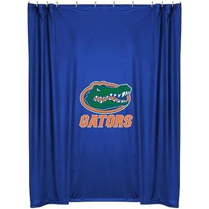 NCAA University Of Florida Shower Curtain