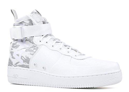 Scarpe Uomo White White Khaki Da Sf Af1 Mid Ginnastica Nike cargo SCwpqp