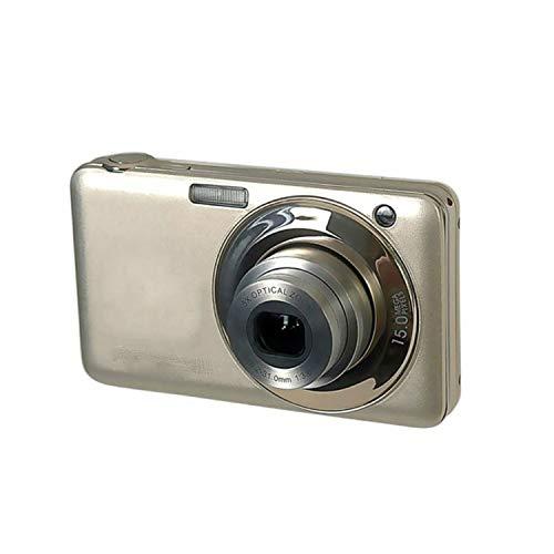 WENYC 20 Millones 2.7 Pulgadas 5X Zoom óptico Cámara Digital HD Cámara Macro Niños Juguetes educativos