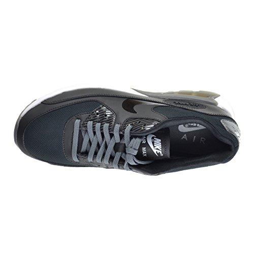 best website 34c87 bfd8f Nike Air Max 90 Ultra Essential Women s Shoes Black Dark Grey Pure ...