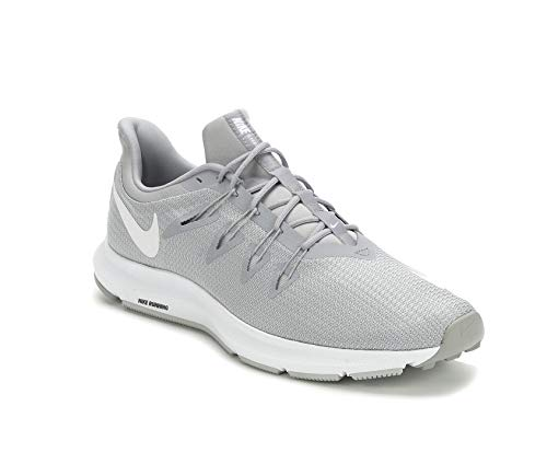 Platinum Basse Da wolf Grey Nike 001 Uomo Multicolore Quest pure Ginnastica white Scarpe w6CFqp