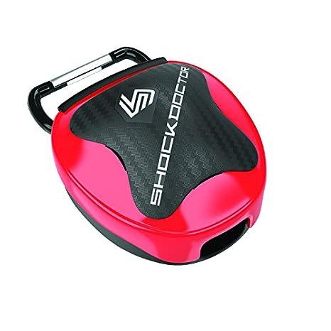 Shock Doctor Erwachsene Mundschutz Box Pink 11+ 105C-PI-OS ShockDoctor