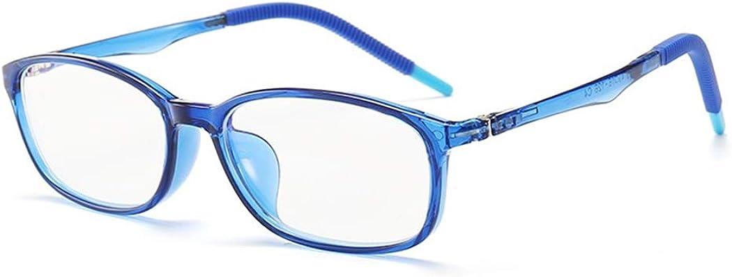 Azul Bloqueo Gafas para Niños Anti Rayo Azul Filtro Reduce Fatiga Visual Para Niña Chico Gafas de Ordenador para Niños Bloqueo Luz Azul Gafas Computadora Ordenador