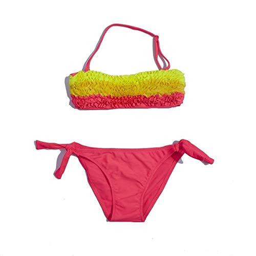 Girls Swimwear Swimming Costume Swimsuit Bikini set Bathing suit Age 5-12 years