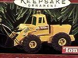 Hallmark Keepsake Tonka Mighty Front Loader 1997 Christmas Ornament