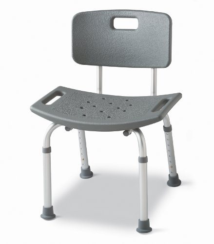 Price comparison product image Medline Guardian Bath Bench with Back