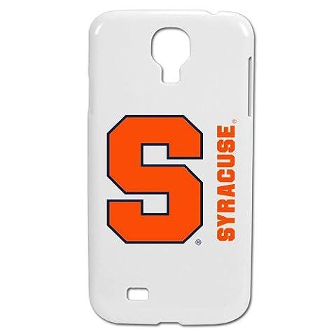 Syracuse Orange - Case for Samsung Galaxy S4 - White (Syracuse Galaxy S4 Phone Case)