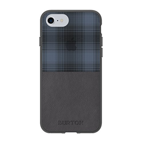 burton-cell-phone-case-for-iphone-7-6-6s-porter-plaid-washed-blue-grey-leather